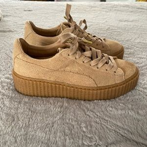 Fenty puma suede sneakers